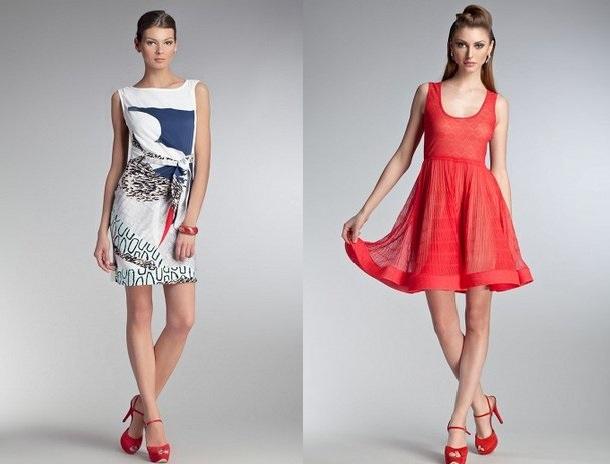 bf18d25b2e5 Синее и черное длинное платье из шелка в Topbrands Белое и красное шелковое  платье в интернет магазине Topbrands