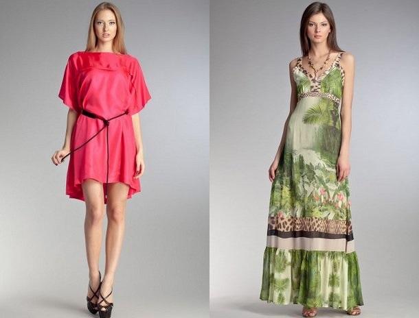 8b99370e30d ... Розовое и длинное шелковое платье в пол в Топбрандс