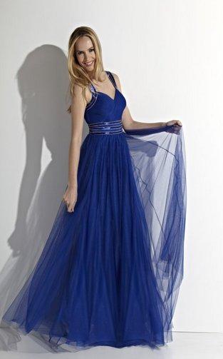Вечерние платья длинная шифон