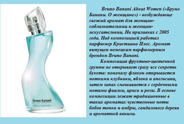 Bruno Banani About Women