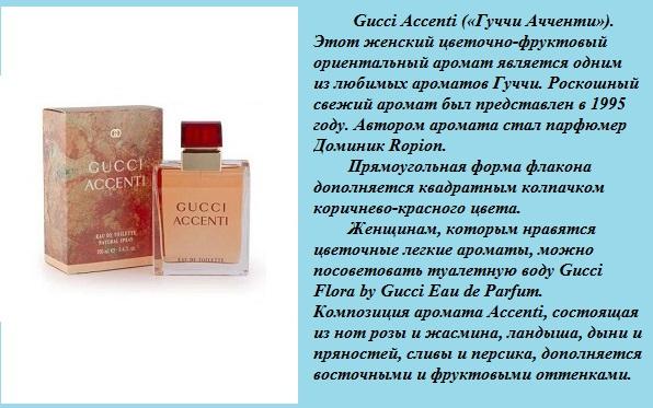 Gucci Accenti